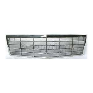 DeVille Chrome Front Grille Grille Grill 1991 1992 91 92 Automotive