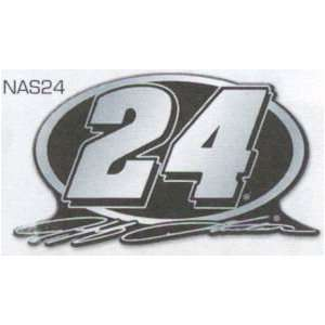 Jeff Gordon Nascar Racing Driver Emblem