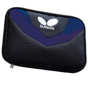 Butterfly Nubag 4 Table Tennis Racket Tour Case (Blue)