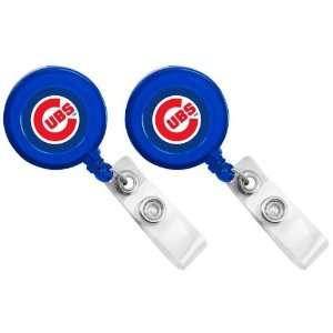Chicago Cubs   MLB Badge Reels (2 Pack)