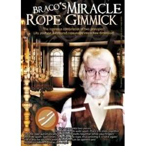 Miracle Rope Gimmick   Close Up / Stage / Magic Tr Toys