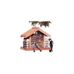 FEEDER WITH SUET (Catalog Category Wild BirdWILD BIRD FEEDERS) Pet