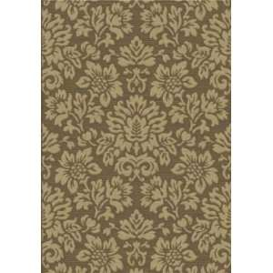 Dynamic Rugs Eclipse Area Rug, Brown