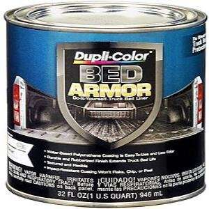 BAQ2010 Bed Armor DIY Truck Bed Liner with Kevlar Bed Armor   Quart