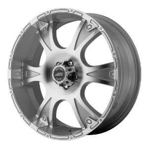 American Racing Dagger 17x8 Silver Wheel / Rim 6x5.5 with