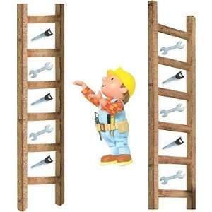 Bob the Builder   Large Stick up Single Growth Chart   26 Stickers