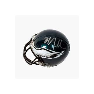 Freddie Mitchell Autographed Philadelphia Eagles Replica Mini Football