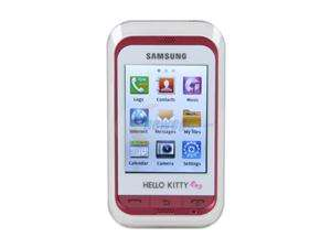 Hello Kitty Edition Unlocked GSM Touch Screen Phone with 1.3MP Camera