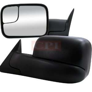 Dodge Ram 98 02 Dodge Ram Towing Mirrors   Power Automotive