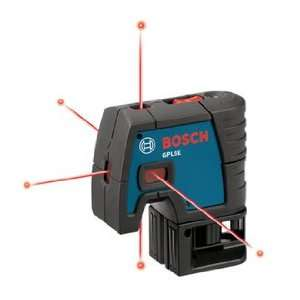Bosch GPL5E 5 Point Electronic Self Leveling Alignment Laser   7080